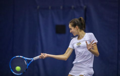 Alexandrina Chinikova settles into Marquette after transfer from Tulsa