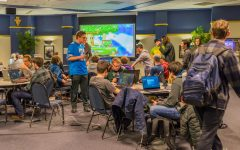 Marquette Gaming and E-Sports Club hosts LAN Party