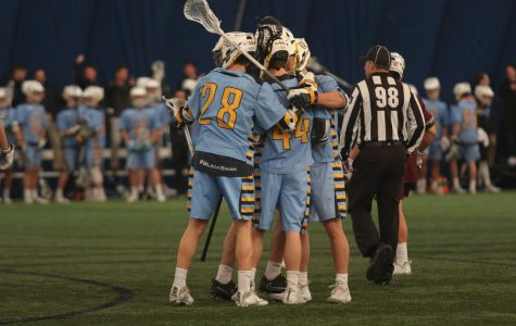 Balanced offense helps men's lacrosse outlast Jacksonville