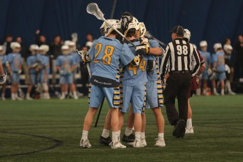 Men's lacrosse ready for tough sophomore year