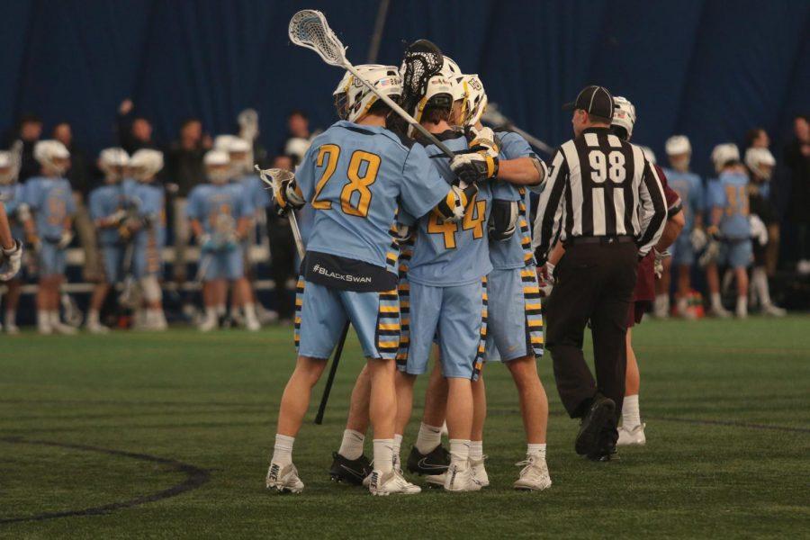 Balanced offense helps men's lacrosse outlast Jacksonville