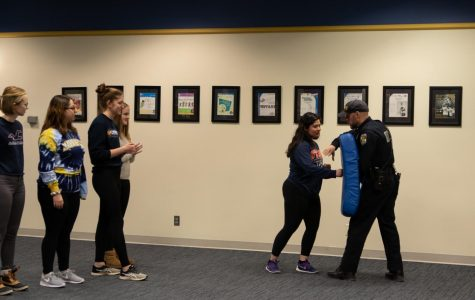 MUPD offers self-defense class