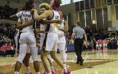 Women's basketball rebounds after first BIG EAST loss