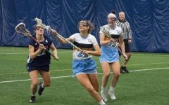 Women's lacrosse dominates against Detroit Mercy