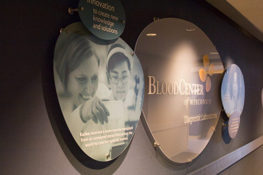 Meg McElliot served as the administrative director of the BloodCenter's Diagnostic Lab.
