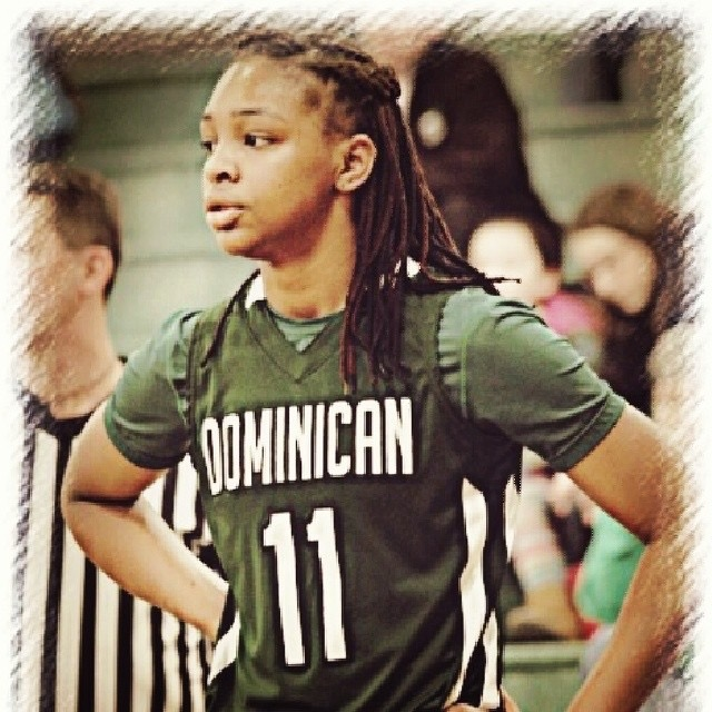 Allazia+Blockton+helped+her+team+upset+No.+1-seed+Prairie+School+in+the+state+semifinals+her+junior+year.+She+had+23+of+her+team%27s+35+points.+%0APhoto+courtesy+of+Komesha+Blockton.