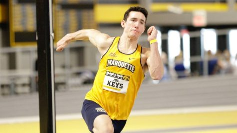McBride transitions from walk-on to track leader