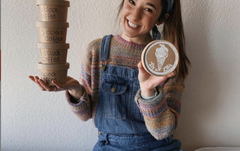 Senior makes, sells her own vegan ice cream