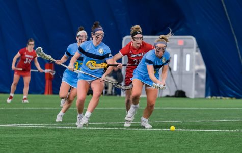 Women's lacrosse beats Kennesaw State 19-15 despite lethargic start