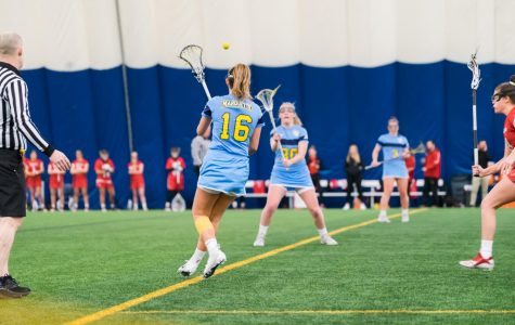 Women's lacrosse falls at Cincinnati