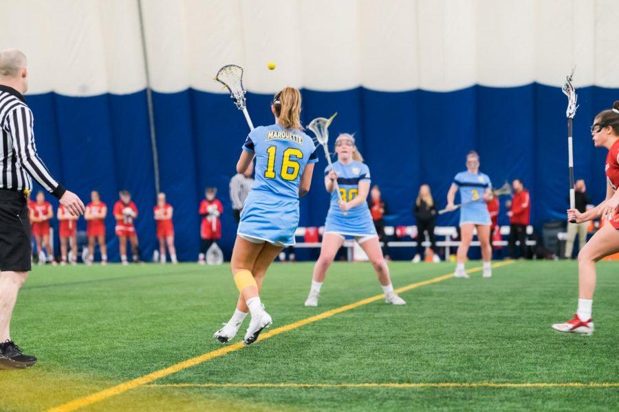 Women's lacrosse falls at Cincinnati