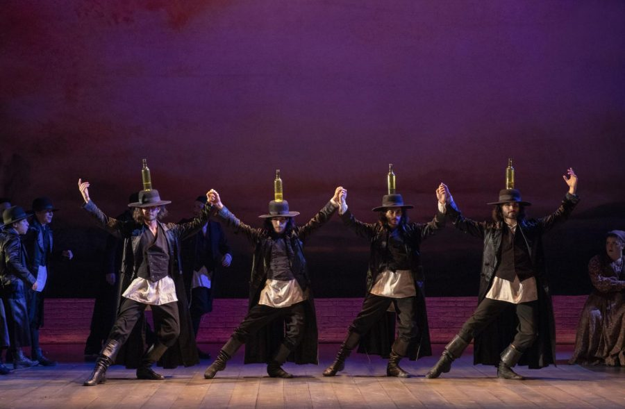 National Tour Of Fiddler On The Roof At Marcus Center Through