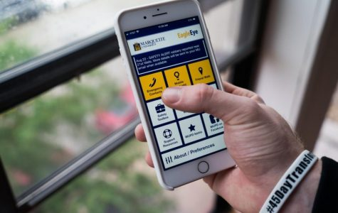 EDITORIAL: Promotion of EagleEye app necessary for campus safety