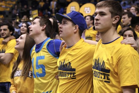 Hype builds around Marquette's biggest holiday