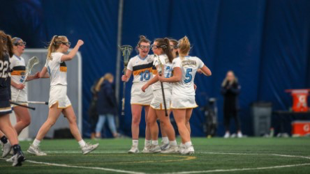 Women's lacrosse takes steps forward despite lack of tourney