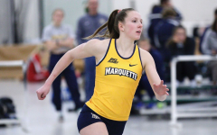 Anna Haak makes transition from volleyball to high jump