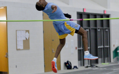 Armstrong wins third consecutive BIG EAST indoor title, has high hopes for nationals