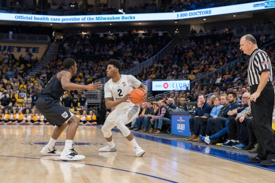 No.+11+Marquette+wins+on+road+despite+lack+of+productivity+from+Howard