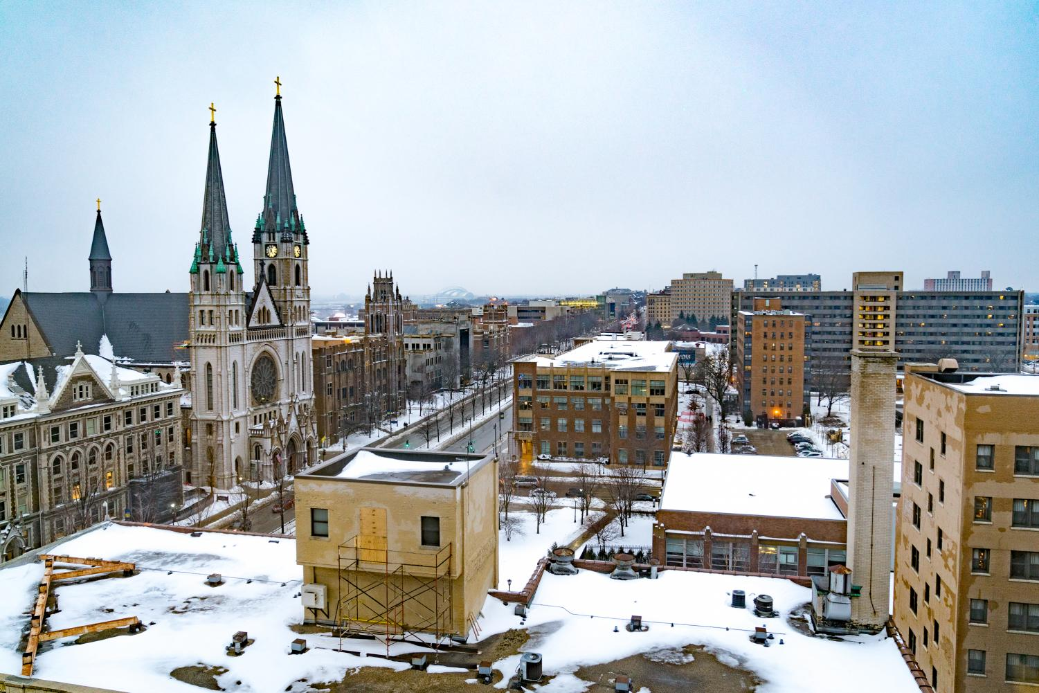 Marquette plans to prepare for the Democratic National Convention with new steering committee.