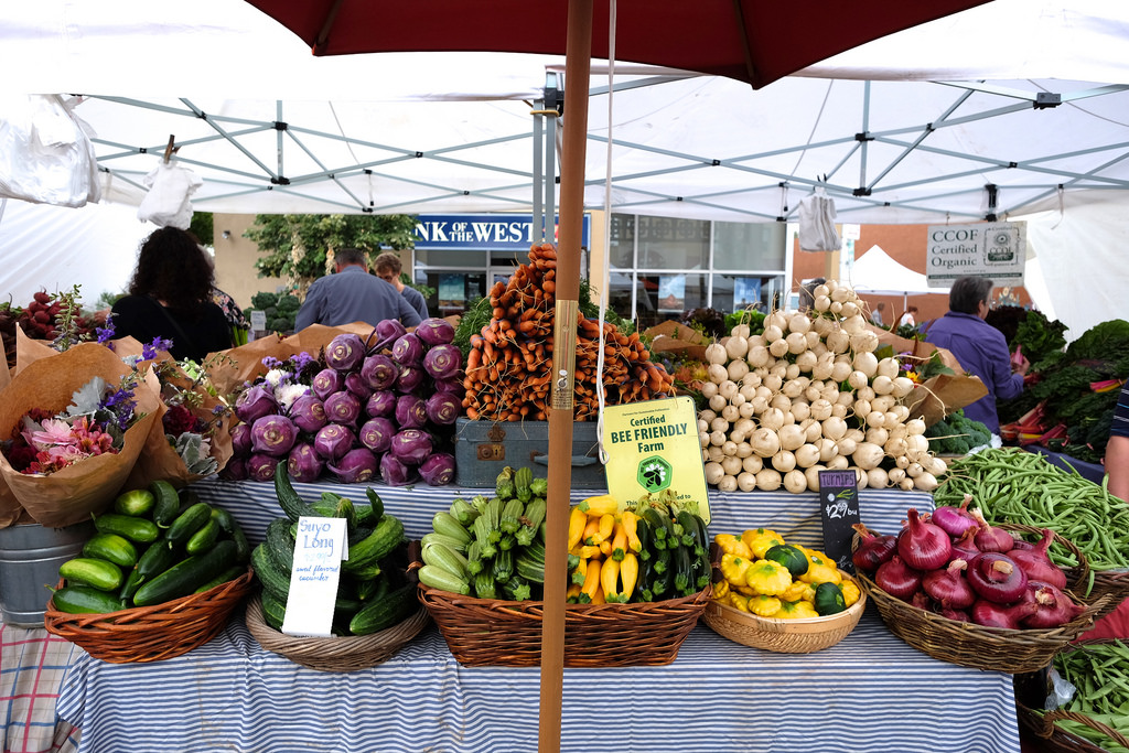 Students can attend the Local Farmer Open House to learn more about the products they are consuming.  Photo via Flickr