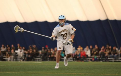 Connolly, Ehlert create defensive unit for MLAX