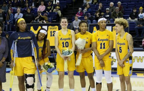 Six seniors set precedent for basketball program's culture