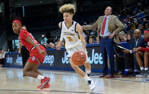 PHOTO GALLERY: Marquette women's basketball 88, St. John's 57
