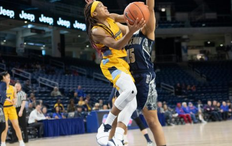 PHOTO GALLERY: Marquette women's basketball 75, Georgetown 62