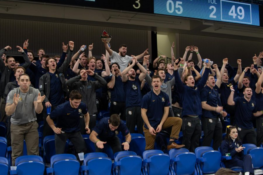 Men%27s+lacrosse+shows+up+to+support+WBB