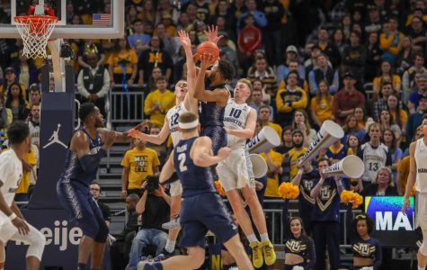 Three takeaways: Georgetown's freshmen guards pose problems for No. 16 Marquette