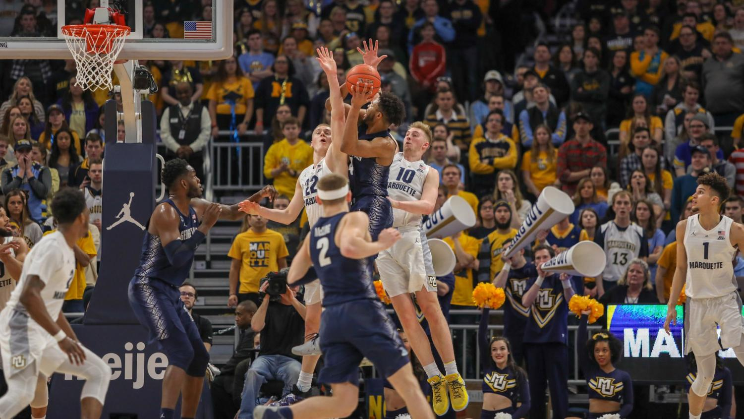 Photo courtesy of Marquette Athletics