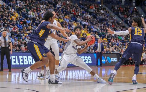 Historic performance from Ja Morant brings abrupt end to Marquette's postseason run