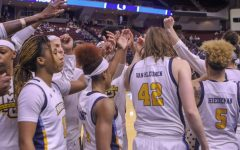 Women's basketball loses in final minute to Texas A&M in the NCAA Tournament