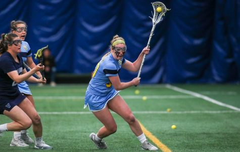 Women's lacrosse falls to Villanova in BIG EAST opener