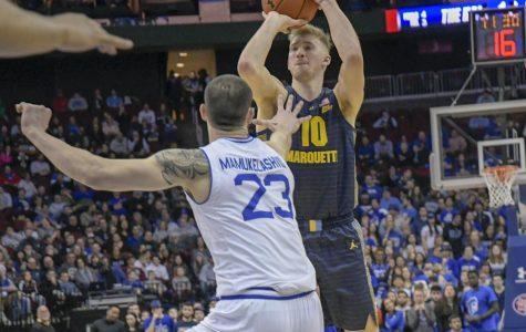 Photo courtesy of Marquette Athletics