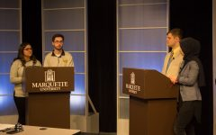MUSG Presidential Debate presents candidates for upcoming school year