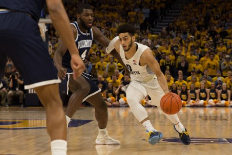 Poor shooting, Davenport injury doom No. 11 Marquette against Butler