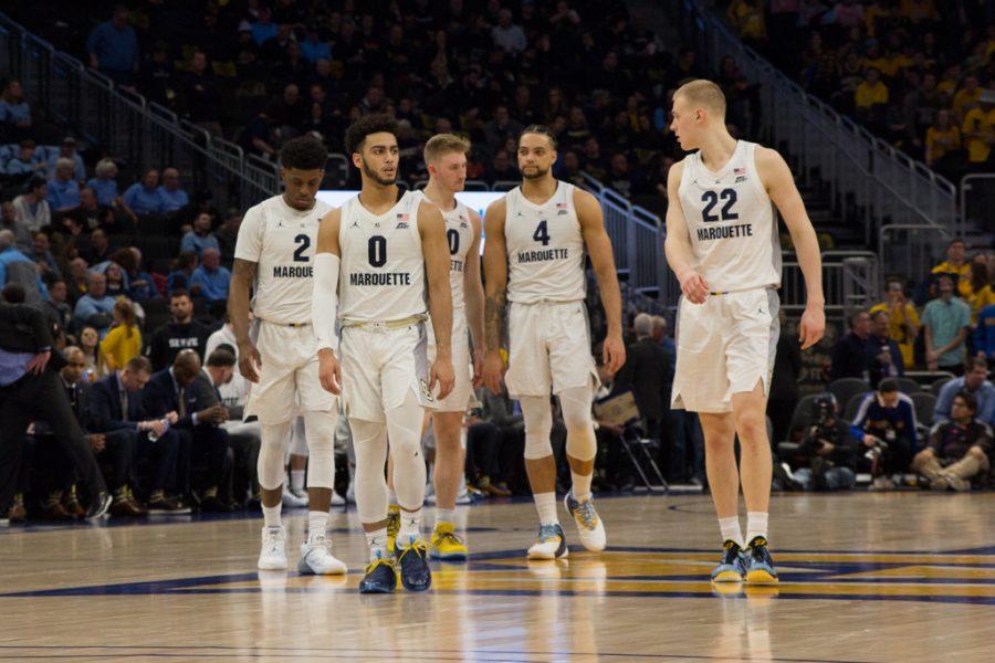 BIG EAST coaches remain optimistic about Marquette despite losing streak