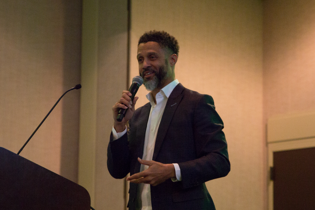 Mahmoud Abdul-Rauf discussed not standing for the national anthem.