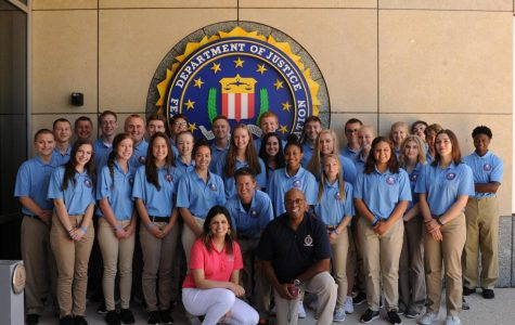 FBI and MUPD partner to host 2019 Future Law Enforcement Youth Academy
