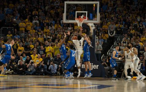 Turnovers, foul trouble sink No. 10 Marquette against Creighton