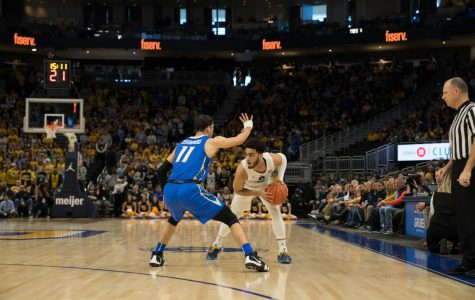 Three takeaways: Howard's scoring proves to be not enough against Creighton's trap defense