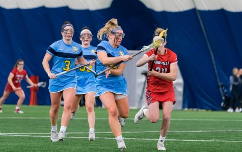 Women's lacrosse prepares for challenging matchup against Ohio State