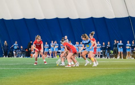 Women's lacrosse's offense thrives in 19-8 win over Stetson