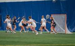 Women's lacrosse loses back-and-forth game against Ohio State