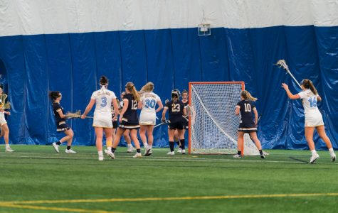 Women's lacrosse suffers blowout at High Point