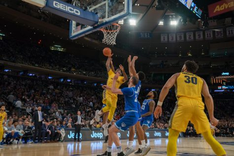 Ejections to Anim, John derail No. 23 Marquette in BIG EAST Tournament semifinals