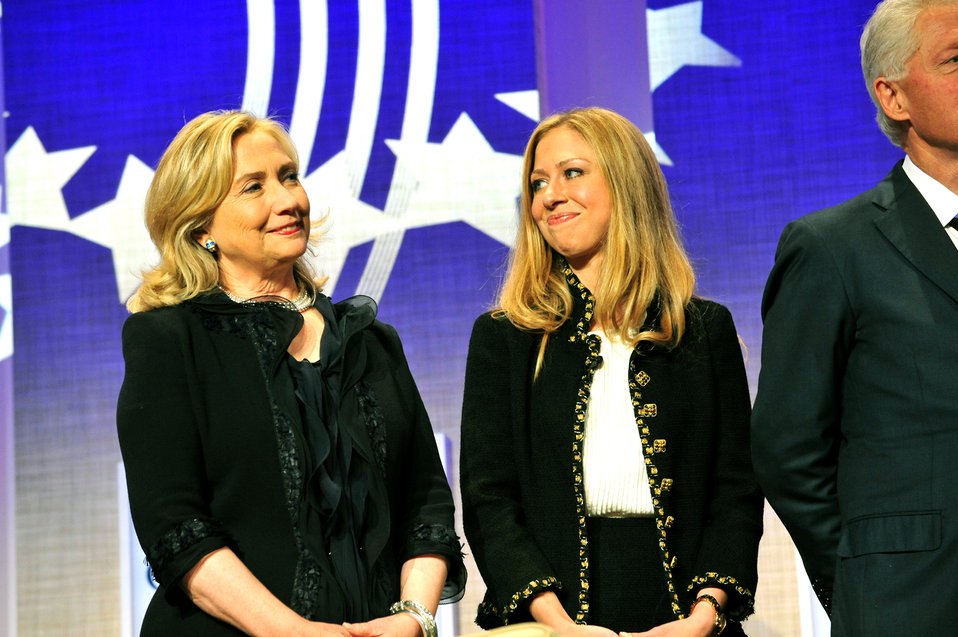 Prominent liberal voices, like Chelsea Clinton, take an a la carte approach to social justice.