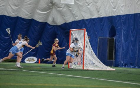 Horning, Leva provide quality minutes at the goalie position