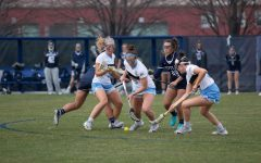 Women's lacrosse breaks records at Old Dominion with 17-7 win